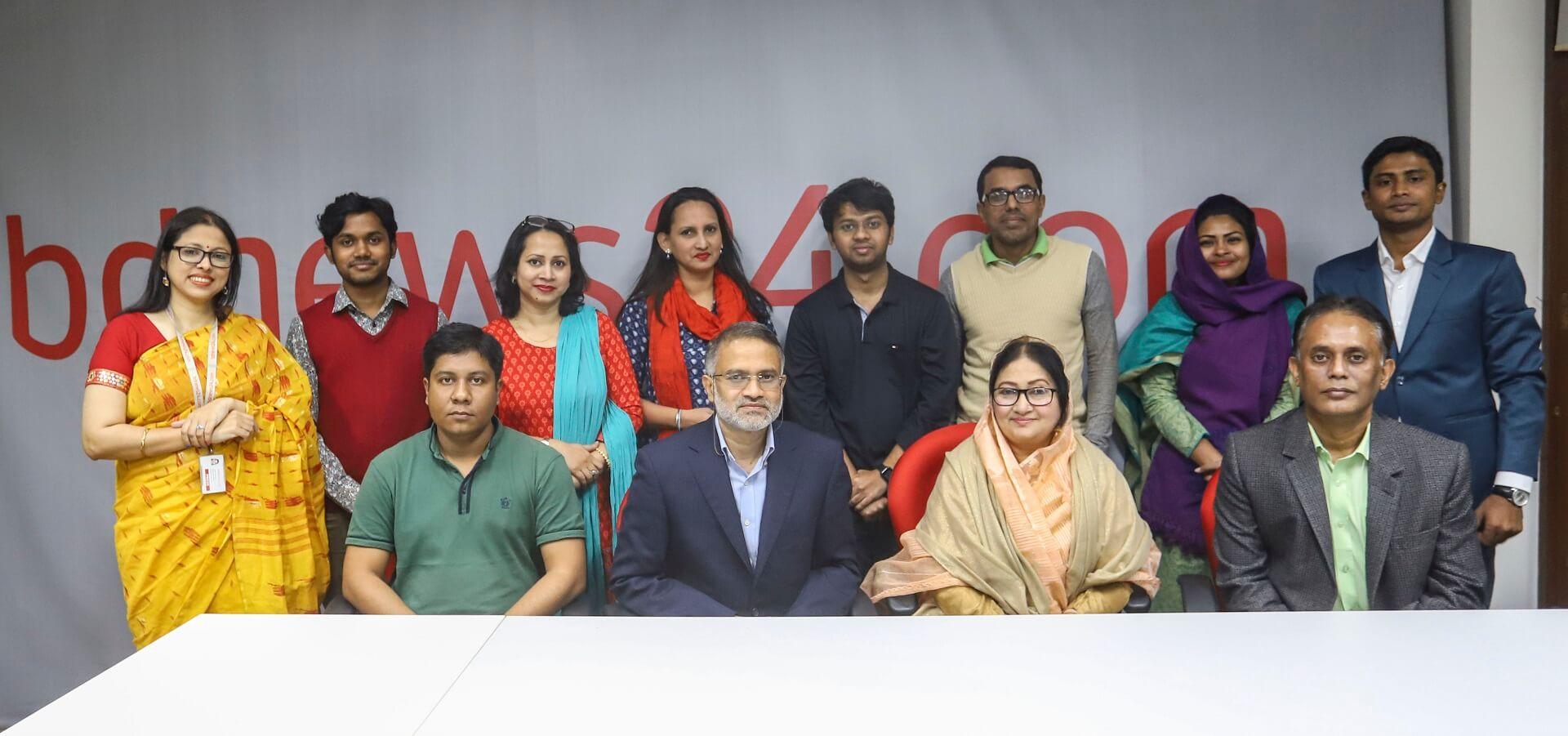 কেমন ঢাকা চাই: গোলটেবিলে আমরা কয়েকজন নাগরিক সাংবাদিক