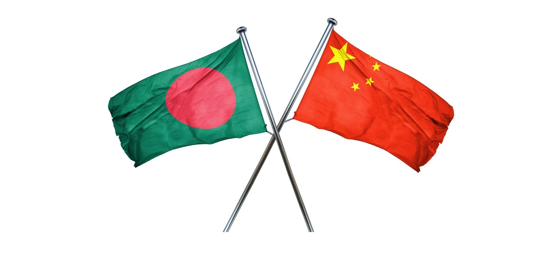 "The way the bond between ""Bangladesh and China"" developed"