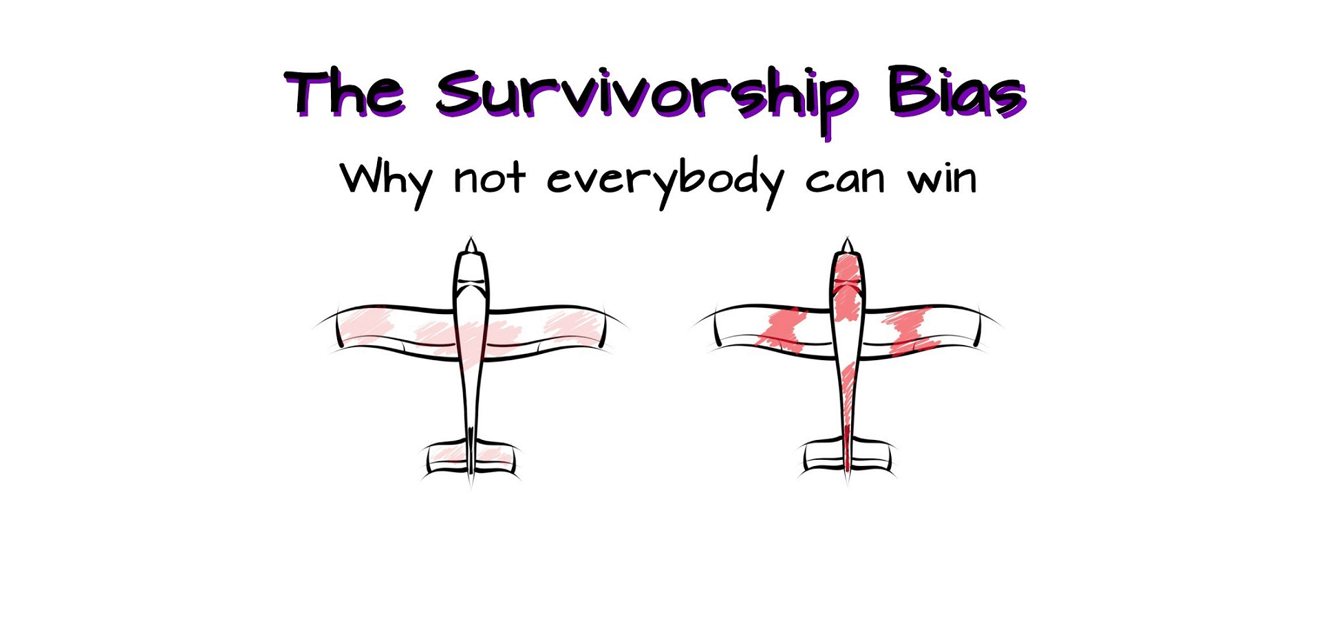 Survivorship Bias: Story of forgotten failures
